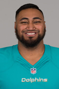 Photo of Isaac Asiata