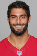 Photo of Jimmy Garoppolo