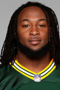 Photo of Aaron Jones