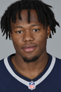 Photo of Cyrus Jones