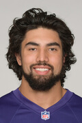 Photo of Bronson Kaufusi