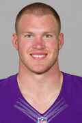 Photo of Kyle Rudolph