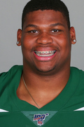 Photo of Quinnen Williams