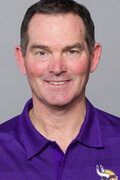 Photo of Mike Zimmer